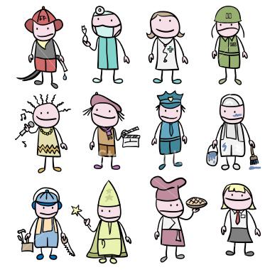 profession-children